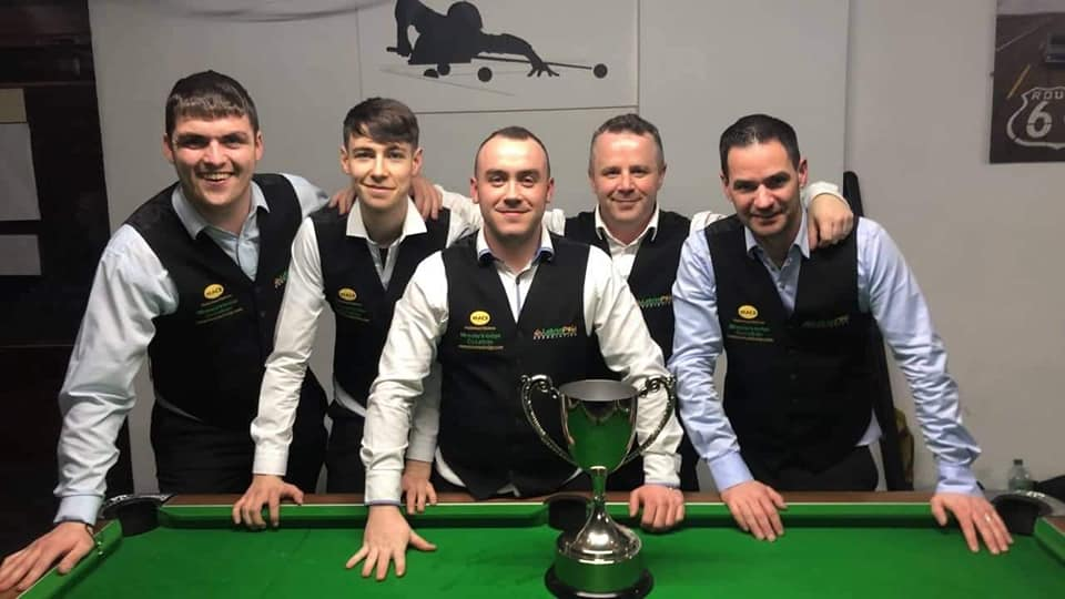 InterCounty Cup A Winners